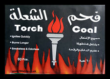Silver Torch Coal Box / 60 pcs ( Brand New )