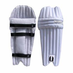 Opttiuuq Qvu Ambidextrous Tetron Cricket Batting Pads - Junior Sizes