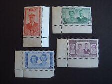 Bechuanaland(British Commonwealth) KGVI 1947 Royal Visit MH mints