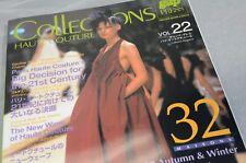 Gap Press Collections Paris Haute Couture Fashion Magazine Japan Models 2000 #22