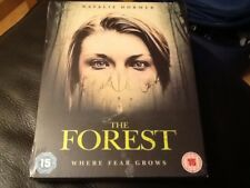 THE FOREST NATALIE DORMER ( GAME OF THRONES )BLU RAY 2016 NEW , SEALED . HORROR