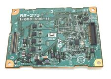 Sony PMW-EX1R PMWEX1R EX1R Replacement Part RE-273 RE273 Circuit Board Genuine