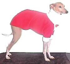HOLIDAY RED TUXEDO PJ XOLO CHINESE CRESTED ITALIAN GREYHOUND DOG SWEATER