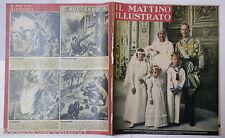 1943 Umberto di Savoia Maria Jose in Vaticano Pio XI San Gabriele Pontasserchio