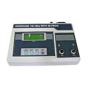 Therapeutic Ultrasound Therapy 1 & 3 Mhz Physical Pain Relief unit