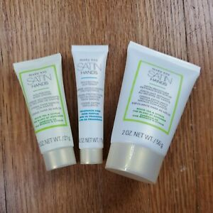 Mary Kay Satin Hands Pampering Set Travel Size