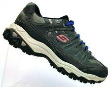 Skechers Black Memory Foam Athletic Sneaker Shoes 50125 Mens US 8 / EU 41
