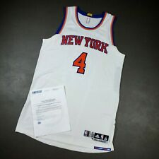 """100% Authentic Arron Afflalo 2016 Knicks Game Used Worn Jersey Size XL+2"""" Mens"""