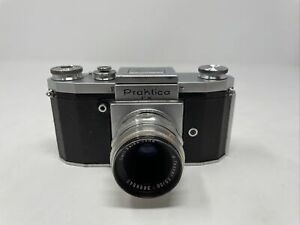 Vintage Praktica PRAKTIFLEX FX Camera Untested