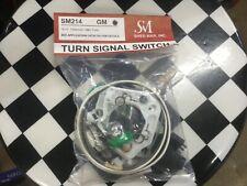 SM214 Turn Signal Switch Chevy GMC Truck Van  W/TILT WHEEL 72-78