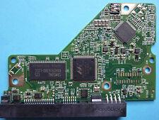 PCB board Western Digital WD10EARX-00N0YB0 / HBRNHT2MBB / 2060-771640-003 REV A