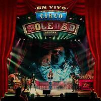 Ricardo Arjona 2 CD's + 1 DVD Circo Soledad EN VIVO USA Seller NOW SHIPPING!