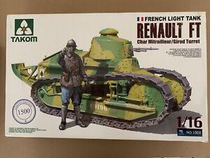Takom 1/16 Renault FT tank