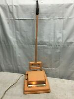 Vintage Argo Industries Toy Childs Plastic Vacuum Sweeper Electric Lighted Toys