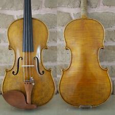 Nicolaus Amati 1670 Violin Copy 4/4 Handmade Antiqued Style Varnish #1072