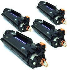 4PK CB436A Toner Cartridge For HP36A LaserJet P1505 P1505n M1522n M1522nf