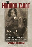 Hoodoo Tarot : 78-Card Deck and Book for Rootworkers, Cards by McQuillar, Tay...