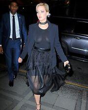 Jennifer Lawrence 8x10 See Thru Photo #4