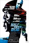 Внешний вид - Half Past Dead - original DS movie poster - Seagal