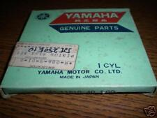 NOS 1977-1978 Yamaha DT250 1.00 Piston Rings 1M1-11610-40