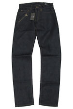 New Armani Exchange A/X Mens Denim Straight Low J66 Mens Vintage Jeans Size 28