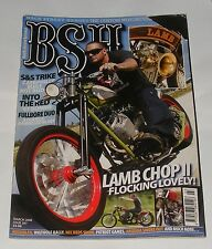 BACK STREET HEROES ISSUE:287 MARCH 2008 - LAMB CHOP II/ S & S TRIKE/FULLBORE DUO