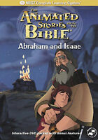 Animated Stories from the Bible - Abraham  Isaac (DVD, 2008)