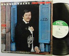 WARREN VACHE first time out LP