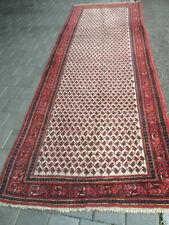 antico-swiss Beautiful Antique indoSarugh Mir runner 4`3 x 12`3 ft
