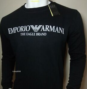 Men's Sweatshirt Long Sleeve / Full Sleeve Emporio Armani Sweatshirt