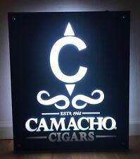 Camacho Cigars Led wall sign Nib