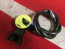 SCUBA DIVING PRE-OWNED OCEANIC SLIM LINE SECOND STAGE OCTOPUS REGULATOR EXC.!!!