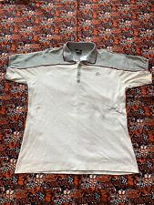 Vintage 1980s Blue Tag Nike Polo Shirt Tagged Size Large