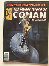 The Savage Sword of Conan #61 (Marvel Feb. 81), Wizard Fiend of Zingara. 8.5 VF+