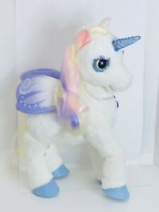 FurReal Friends StarLily Magical Unicorn Interactive Toy