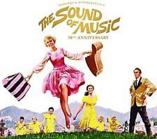 THE SOUND OF MUSIC  RODGERS & HAMMERSTEIN THE 50TH ANNIVERSARY