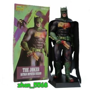 Suicide Squad The Joker Batman Imposter Version Crazy Toys 1/6 Figure New In Box