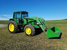 Tractor cargador