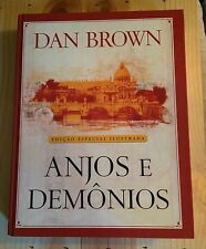 Anjos e Demonios: Special Illustrated Italian Edition by Brown, Dan