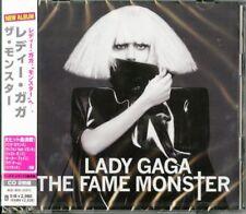 LADY GAGA-THE FAME MONSTER-JAPAN 2 CD BONUS TRACK G45