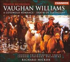 Ralph Vaughan Williams: A Cotswold Romance / Death of Tintagiles - London Philha