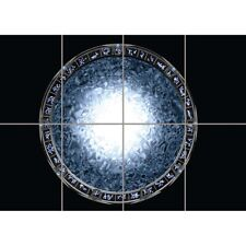 Atlantis Stargate Sg1 Sci Fi Wormhole Portal Cool Giant Wall Poster Art