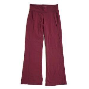 Athleta Womens Kickbooty Yoga Legging Pants Size XSP Petite Plum Purple 819708