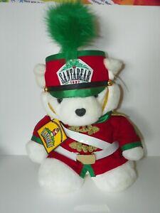 Santa Bear Plush 1997 Nutcracker Dayton Hudson Majorette MINT w/ Tags
