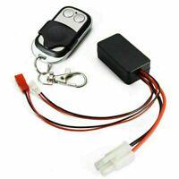 Elektrische Winde + Steuerung für Traxxas Axial SCX10 D90 D110 TF2 TRX4 KM2 1/10