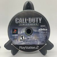 Call of Duty Finest Hour PS2 Disc Only Tested Sony Playstation 2 Ps2 Game Good