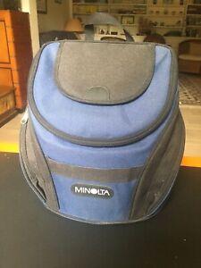 Appareil ph reflex argentique Minolta Dynax500Si Super avec 2 objectifs et sac