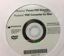 New Nuance Power PDF Standard FREE SHIPPING