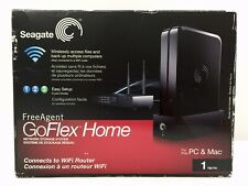 NEW Seagate FreeAgent GoFlex Home 1TB STAM1000100