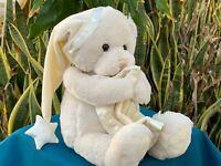 Baby Gund My First Nighty Nights Sound and Lights Teddy Bear Plush Stuffed Toy
